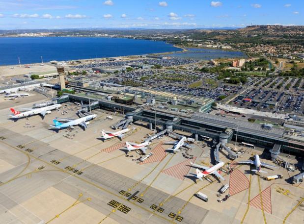 Dès le printemps 2019, 21 nouvelles lignes, principalement européennes, seront proposées au départ de l'aéroport Marseille Provence - DR : Camille Moirenc