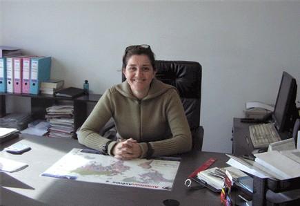 Caroline Bouillot, responsable de Travel Connaisseurs