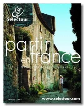 Selectour : la brochure ''Partir en France 2006'' fait peau neuve