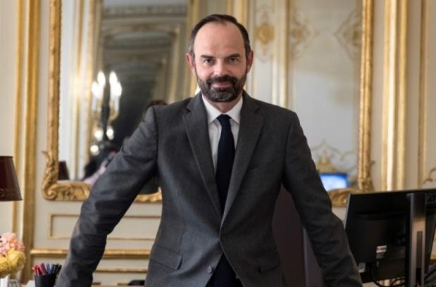 """Édouard Philippe déclenche un plan lié au """"Brexit sans-accord"""" - Photo Gouvernement.fr"""