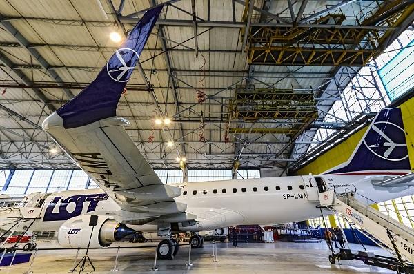 LOT Polish Airlines vise les 10 millions de passagers en 2019 - Crédit photo : LOT