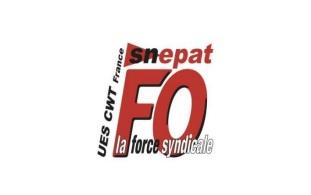 CWT France, FO appelle à une grève illimité ce vendredi 18 janvier 2019 - DR