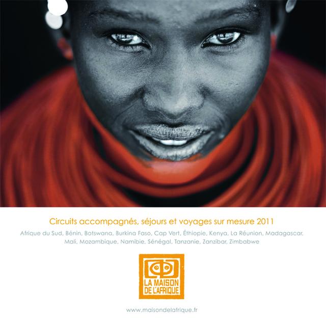 Maison de l'Afrique : le catalogue 2011 est sorti