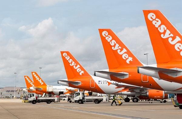 En cas de no deal du Brexit, Ryanair et easyJet pourraient revoir leurs actionnariats - Crédit photo : easyJet