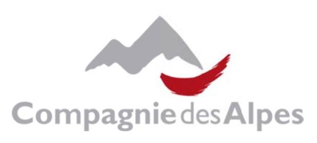 L'activité des Domaines skiables progresse sensiblement de 16,6% (54,6 M€ contre 46,8 M€) - DR