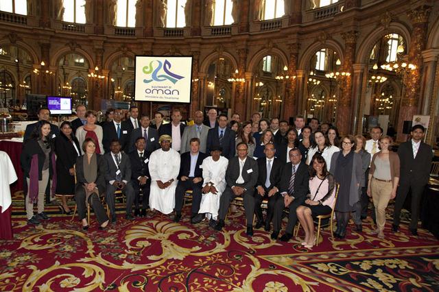Lors d'un workshop le 17 mai dernier, la directrice de l'OT à Paris est apparue sereine, annonçant une hausse de 7% de la fréquentation française dans le sultanat - DR : B.F.