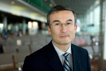 Aéroport : F. Rubichon élu 1er vice-président de l'UAF