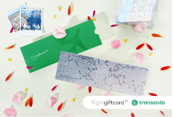 Transavia lance sa carte cadeau avec Flightgiftcard - Crédit photo : Transavia