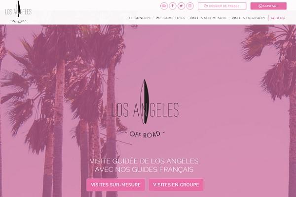Los Angeles Off Road : le réceptif qui propose des visites par des expatriés francophones - Crédit photo : DR