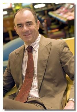 Jean Charles Pitt, directeur du casino Ruhl