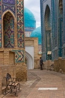 Silk Road Destinations