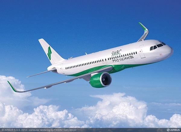 Airbus confirme une commande de 6 milliards d'euros avec SMBC Aviation Capital - Crédit photo : Airbus