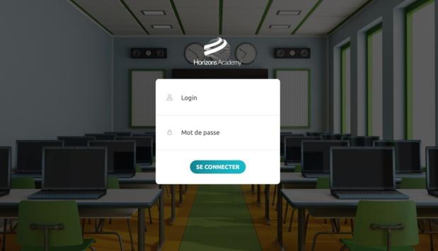 Lancée début 2019, la plateforme HA Team du centre de formation Horizons Academy permet à l'ensemble des équipes pédagogiques de collaborer ensemble au sein d'un espace en ligne. - DR HA