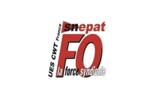CWT France, malgré les négociations annuelles la grève illimitée perdure - Crédit photo : FO