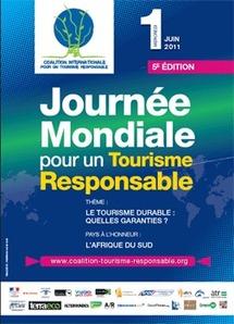 La Journée mondiale du Tourisme responsable arrive à maturité