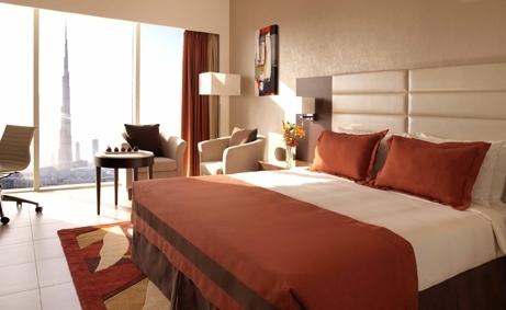 L'hôtel propose 220 chambres et 22 suites, à partir de +/-110 euros par nuit - DR