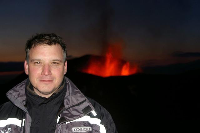 Marc Broussaud, co-fondateur d'Island Tours