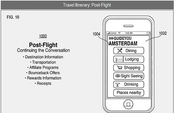 iTravel : Apple veut devenir agent de voyages avec une killer travel application