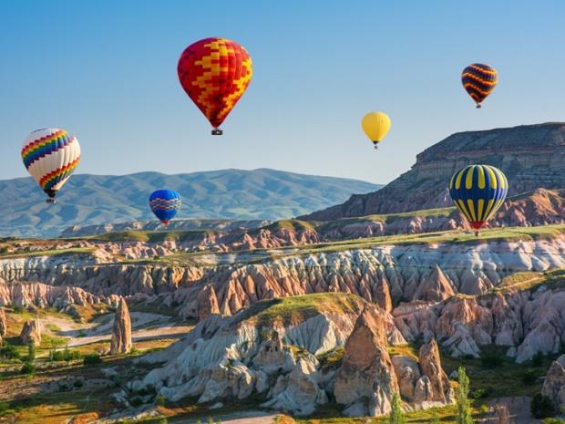 Le TO programmera deux circuits accompagnés sur la Turquie, dont un de 8 jours/7 nuits « D'Antalya à la Cappadoce » avec un premier départ le 23 février - DR : Mondial Tourisme