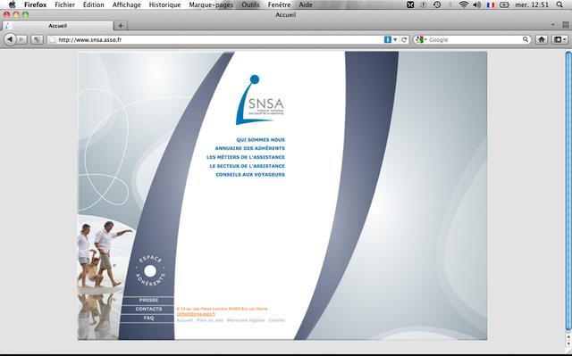 Pour ses 30 ans, le SNSA a fait peau neuve avec un nouveau site web et un nouveau logo
