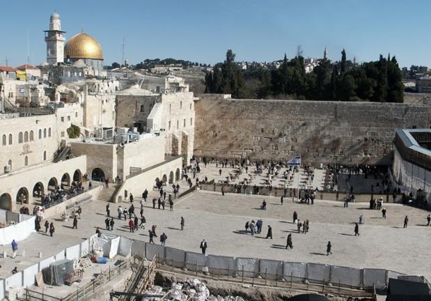 La sécurité est un domaine dans lequel Jérusalem est particulièrement investi - DR : Wikimedia Commons