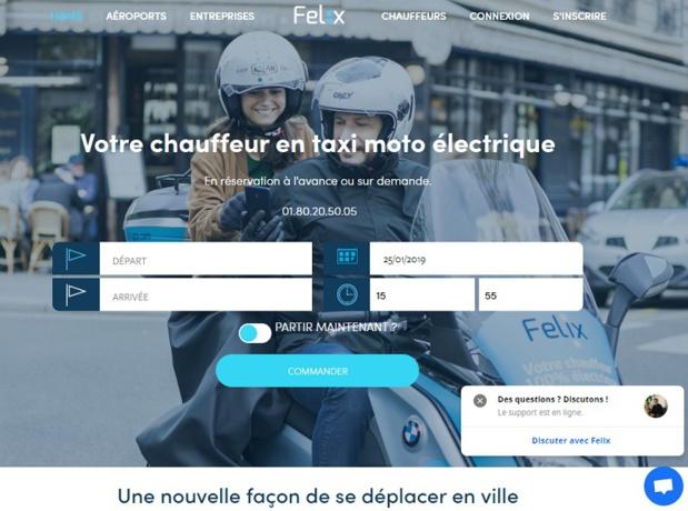 Felix est une des start-up sélectionnée par Oui.SNCF - DR