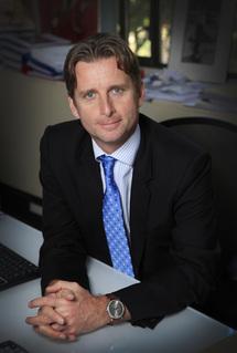 Frédéric Martinez est le DG France de Royal Caribbean Cruises - DR