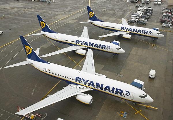 Ryanair ouvre une ligne Poitiers-Manchester - Crédit photo : Ryanair