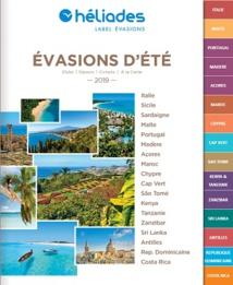 La nouvelle brochure d'Héliades - DR