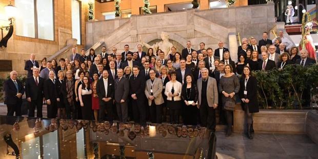 Le 23e Forum Mondial de l'ONG réunira hôteliers, restaurateurs, groupes et directions touristiques, écoles, universités et experts internationaux du tourisme, du 14 au 16 mars 2019 à Paris - DR : AMFORHT