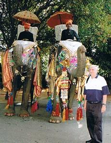 Floréal Gavalda, l'Inde côté cœur