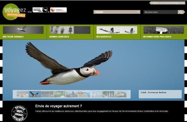 Voyage responsable : la Bretagne lance un site internet dédié