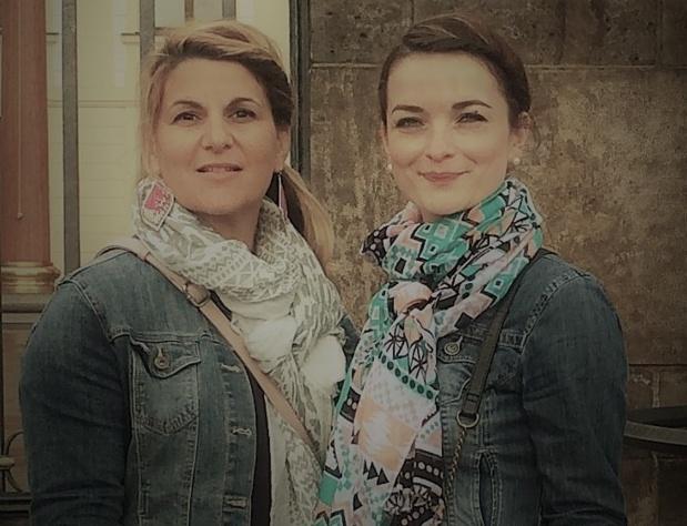 Delphine Toretta et Cécile Chalain, les fondatrices d'Histoires de Groupes, entame leur cinquième année d'activité - DR : Histoires de Groupes