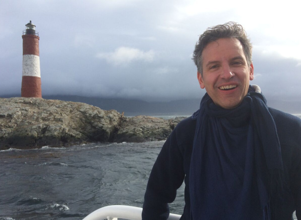 Lionel Rabiet, à la tête des EDV Ile-de-France jusqu'en 2020 © DR