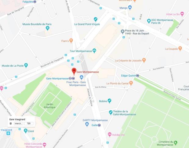 SNCF : le trafic fortement perturbé en gare de Paris Montparnasse
