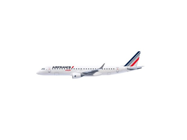 HOP !, filiale du groupe, sera dorénavant commercialisée sous le nom Air France HOP - DR : Air France