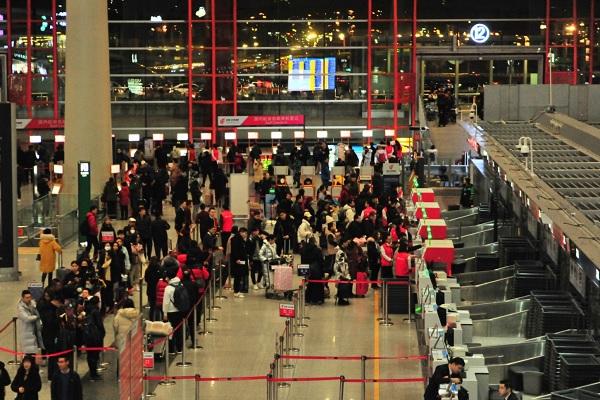 Air China : un dispositif spécial pour le nouvel an chinois au départ de Paris - Crédit photo : Air China
