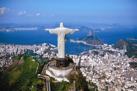 Plus de 5 millions de touristes ont visité le Brésil en 2010 - DR