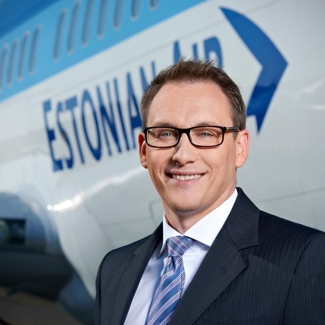 Estonian Air : Tero Taskila nommé CEO et Président