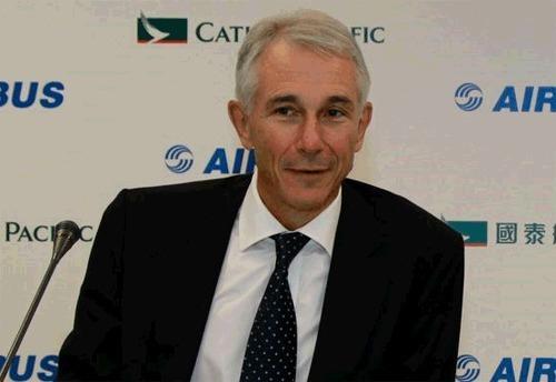Tony Tyler prend les commandes de IATA
