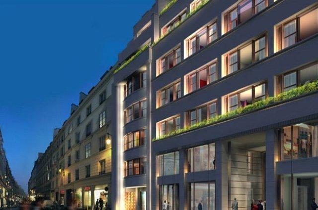 Le Mandarin Oriental Paris sera le 1er établissement du groupe ouvert en France - DR
