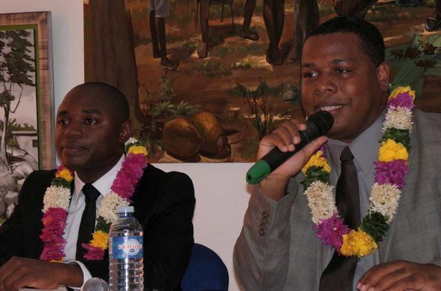DR : Annette Lafond, Malango