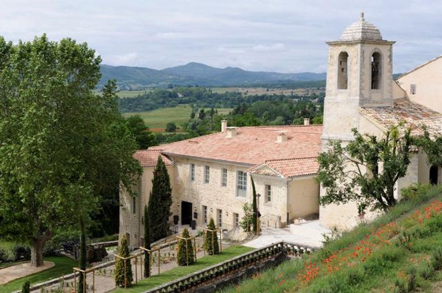 Cet ancien couvent propose 46 chambres et suites - DR