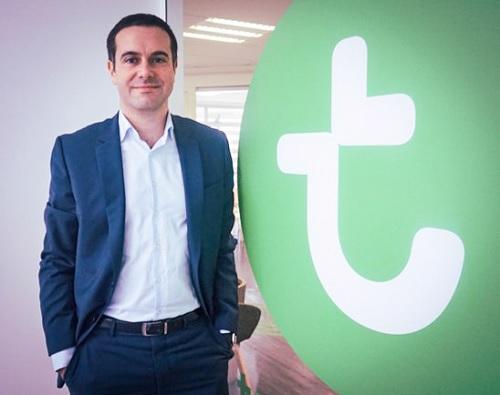 Sébastien Lemaire Directeur des Systèmes d'Information de transavia France - DR transavia