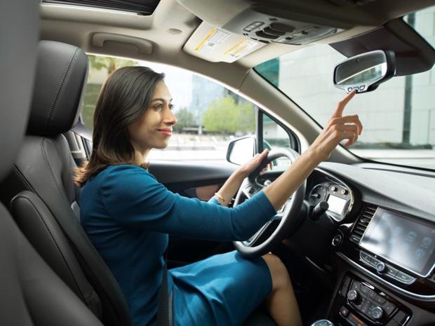 Enterprise Holdings prévoit l'intégration de plus de 100 000 voitures Chevrolet, Buick, GMC et Cadillac connectées à son parc. - DR Enterprise