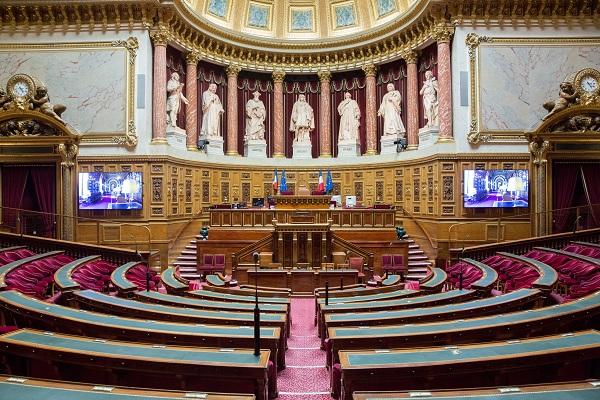 """Responsabilité de plein droit : """"c'est un vote historique pour la profession"""" Rachid Temal - crédit photo : Sénat"""