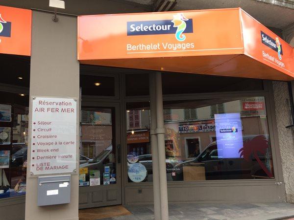 Berthelet Voyages compte 8 agences de voyages, dont 3 qui ont rejoint le réseau en 2018 - Photo Selectour