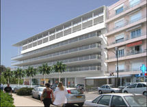 Antibes : ouverture de l'Hôtel et Résidence Royal