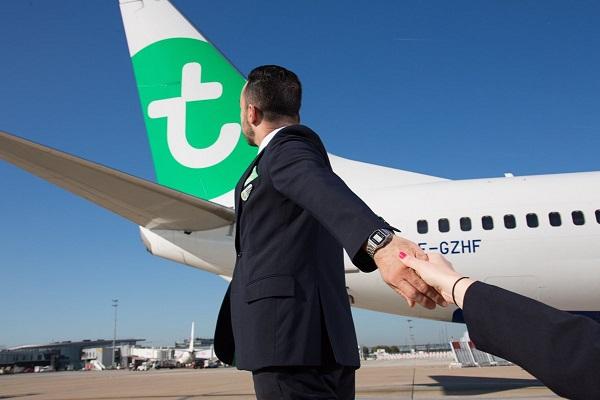 Transavia reliera Lyon à Casablanca à l'été 2019 - Crédit photo : Transavia