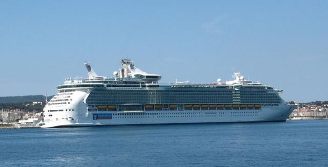 5,5 millions de passagers européens sont partis en croisière en 2010 - DR : P. Coronas